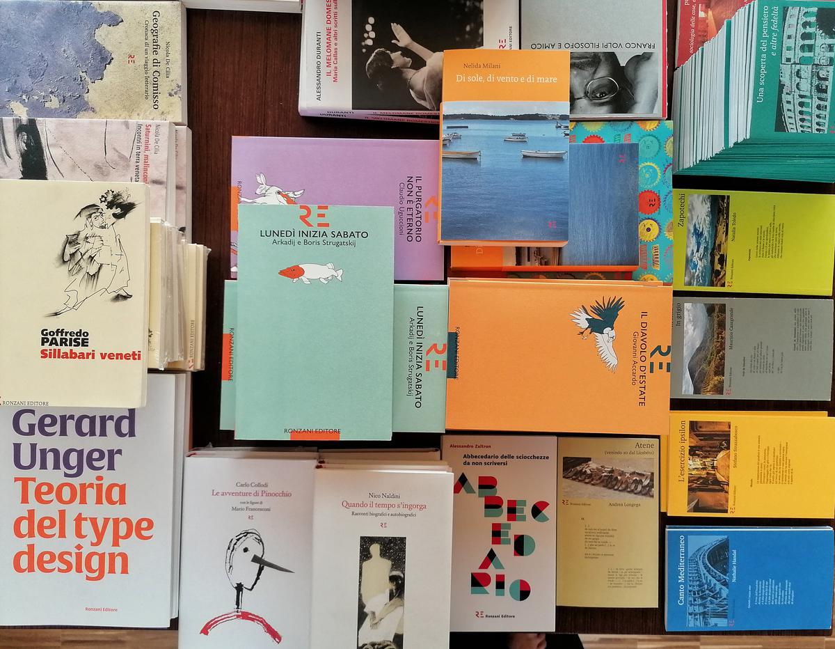 Il giovedì dell'editore - I nostri libri sono sempre disponibili