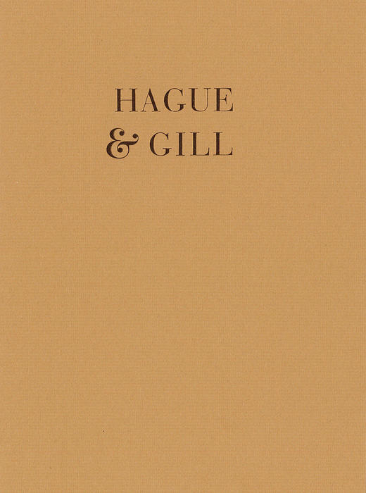 Hague e Gill sulla stampa