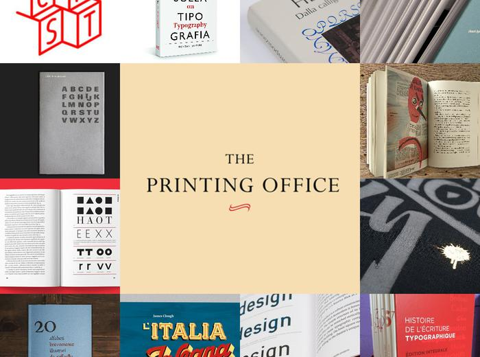 Il giovedì dell'editore - The Printing Office
