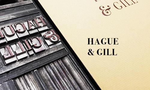 """(2018.01.31) Hague & Gill sulla stampa - """"Quaderni di Tipografia"""", 1, di Ronzani Editorecon una introduzione di Alessando Corubolo e scritti di Brocard Sewell e Roger Smith"""
