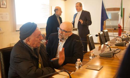 (2020.09.09) Addio al poeta e scrittore Nico Naldini - Con l'editrice Ronzani la sua ultima opera