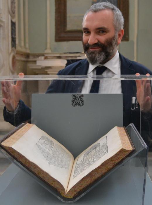 Giovanni Turria e il Polifilo