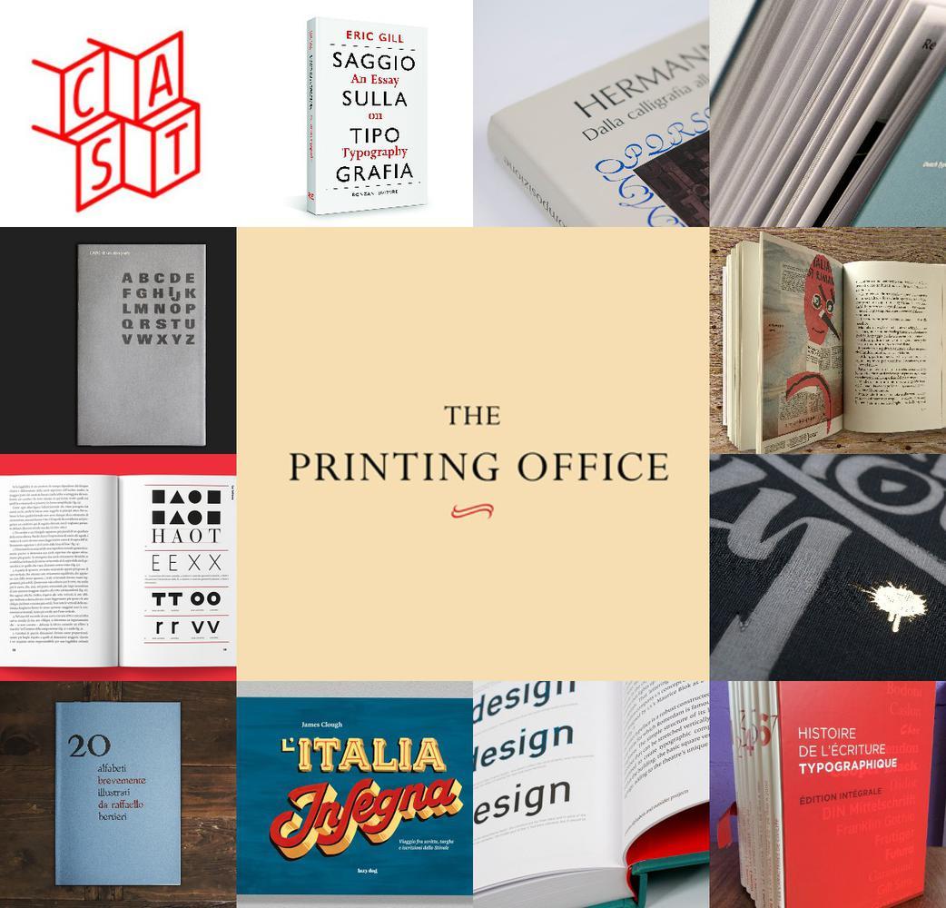 Il giovedì dell'editore - The Printing Office