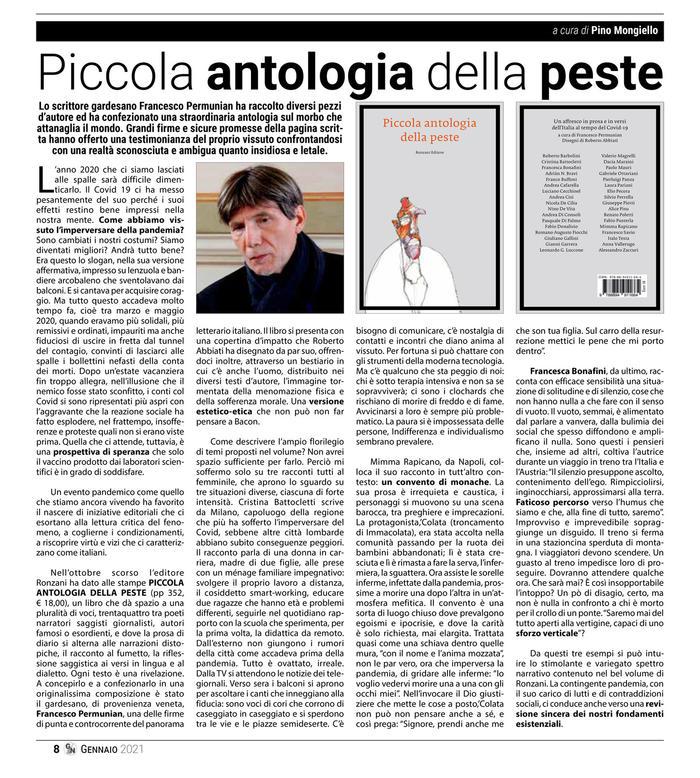 Piccola antologia della peste