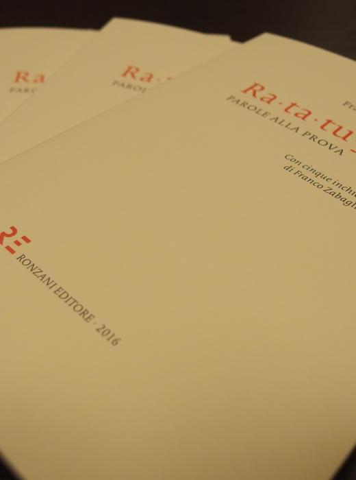 Ratatuja: il libro.