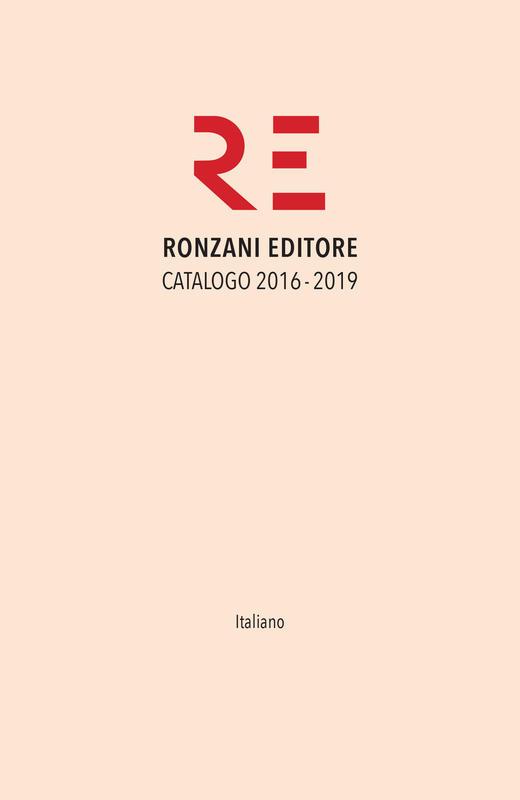 Ronzani Editore - Catalogo 2016 - 2019