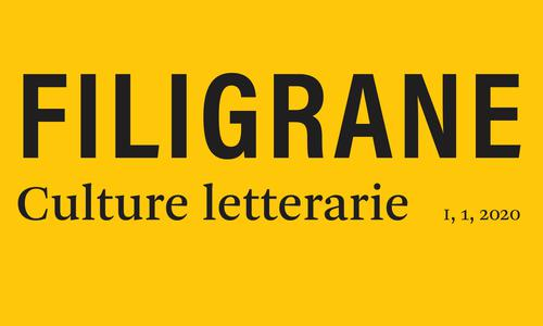 """(2019.06.23) Ronzani Editore: nasce la rivista """"Filigrane"""". Ogni sei mesi un viaggio tra le culture letterarie, nel primo numero """"Dialetti in poesia"""""""