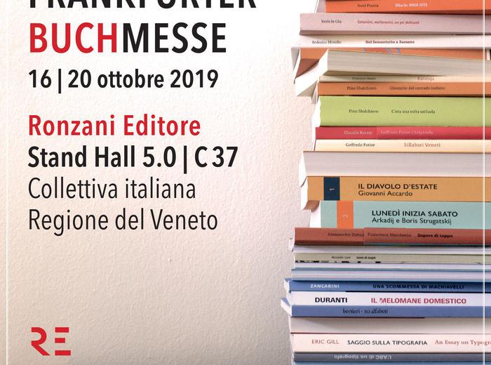 Fiera internazionale del libro di Francoforte 2019