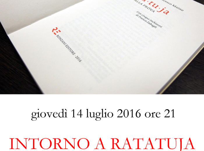 Intorno a Ratatuja - Firenze