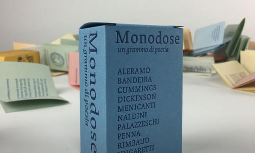 Monodose. Un grammo di poesia.