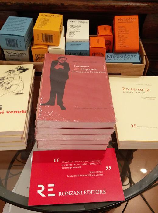La Ronzani Editore a Firenze Libro Aperto