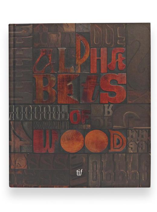 Alfabeti di legno - eng