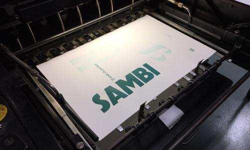 Mauro Sambi, Una scoperta del pensiero - la stampa del manifesto