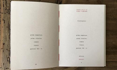 Questo non è un libro d'artista