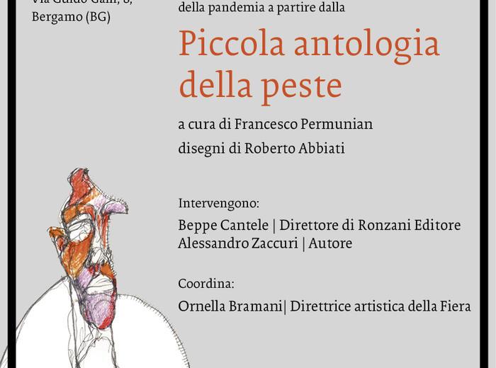 """""""Piccola antologia della peste"""" - evento di apertura del Premio Nazionale di Narrativa Bergamo"""