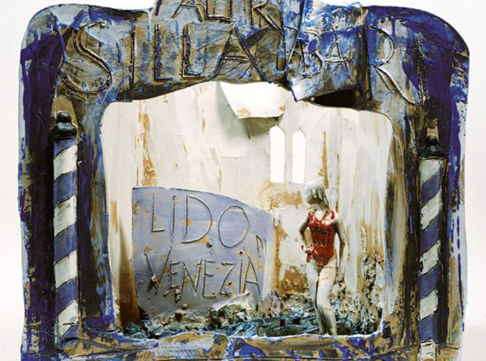 """Giosetta Fioroni, Ciclo """"I Sillabari"""", 2004"""
