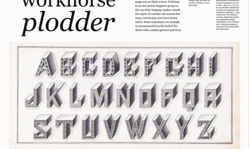 """(2019.05.04) Ronzani Editore: """"Teoria del type design"""" dell'olandese Gerard Unger presentata in prima edizione italiana"""