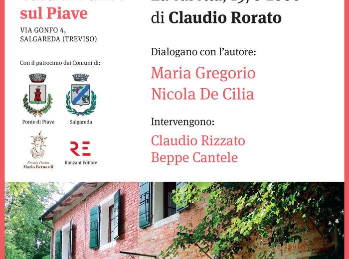 """Claudio Rorato presenta """"Goffredo Parise a Salgareda. La casetta. 1970-2006"""""""