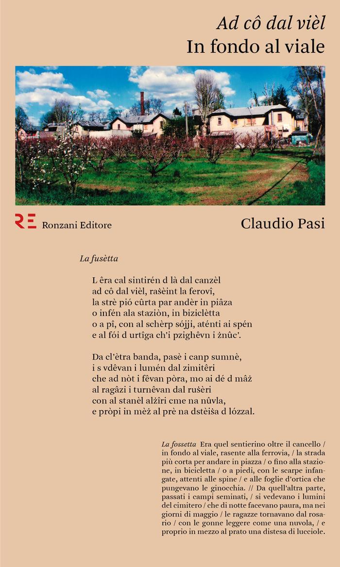 Le poesie di Pasi, anche Catullo tradotto in bolognese