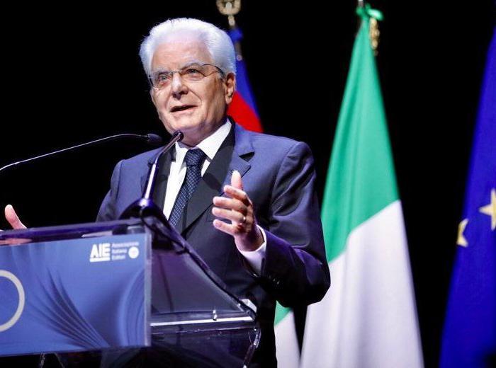 Mattarella ai 150 anni dell'Associazione Italiana Editori