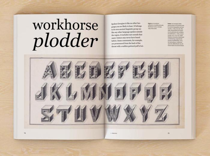 """Il giovedì dell'editore - """"Teoria del type design"""""""