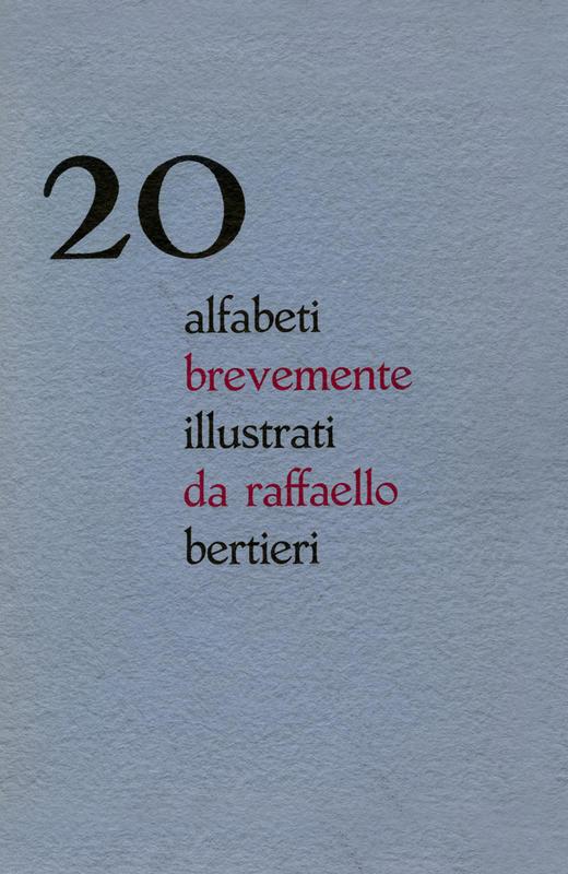 20 alfabeti brevemente illustrati