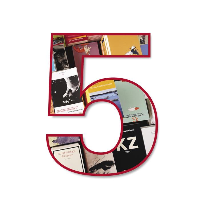 Cinque anni di Ronzani Editore