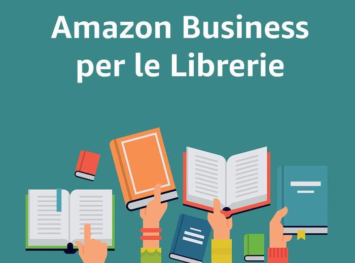 Amazon Business per le Librerie sfida gli editori nella distribuzione