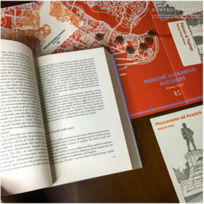 Perché Istanbul ricordi (Ahmet Ümit)